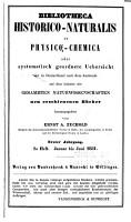 Bibliotheca historico naturalis  oder Viertelj  hrliche systematisch geordnete   bersicht der in Deutschland und dem auslande auf dem gebiete der zoologie  botanik und mineralogie neu erschienenen schriften und aufs  tze aus zeitschriften PDF