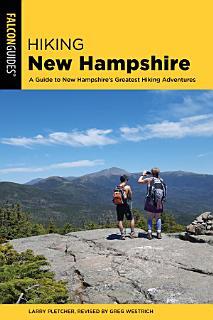 Hiking New Hampshire Book