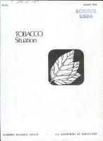 Tobacco Situation PDF