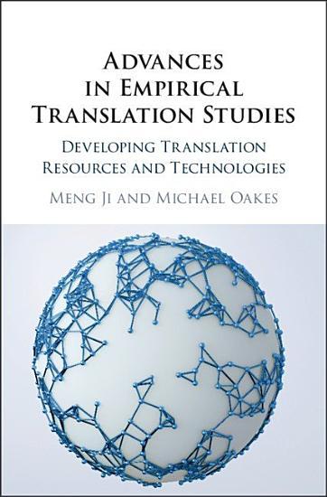 Advances in Empirical Translation Studies PDF