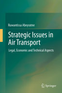 Strategic Issues in Air Transport