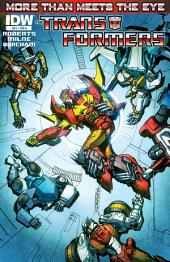 Transformers: More Than Meets the Eye #21