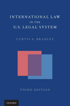 International Law in the US Legal System PDF