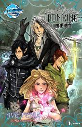 El rey de Hierro (The iron king): manga basado en la novela de Julie Kagawa