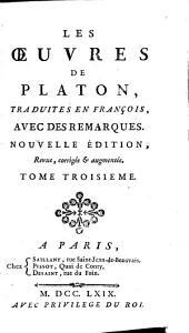 Bibliothèque des anc. philosophes [Pythagore, Hiérocleè, Platon]: Volume5