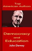 Democracy and Education PDF