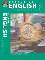 Essential English   Grade 6  eBook  PDF
