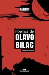 Poemas de Olavo Bilac: Seleção de poemas