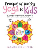 Principles of Teaching Yoga to Kids PDF