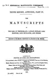 Report of the Royal Commission on Historical Manuscripts: Part 4