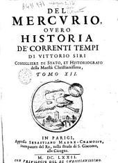 Il Mercurio overo historia de Correnti tempi di Vittorio Siri