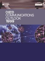OECD Communications Outlook 1999 PDF
