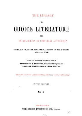 Library of Choice Literature and Encyclopaedia of Universal Authorship PDF