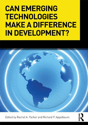 Can Emerging Technologies Make a Difference in Development  PDF