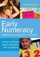 Early Numeracy: Assessment for Teaching and Intervention, Edition 2