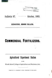Commercial fertilizers
