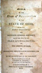 Journal of the House of Representatives of the State of Ohio: Volume 11