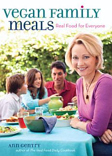 Vegan Family Meals Book