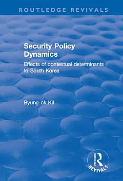 Security Policy Dynamics PDF