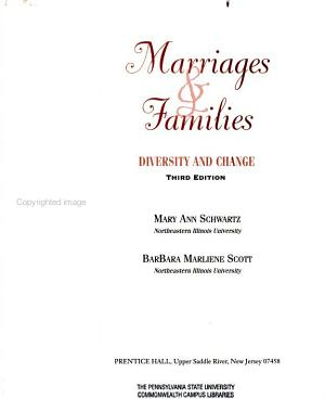 Marriages   Families PDF