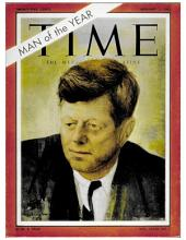 TIME Magazine Biography--John F. Kennedy