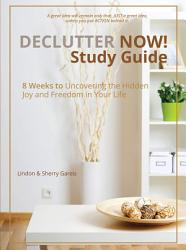 Declutter Now Study Guide Book PDF