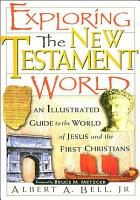 Exploring the New Testament World PDF