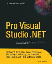Pro Visual Studio  NET PDF