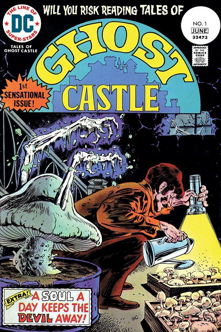 Tales of Ghost Castle (1975-) #1