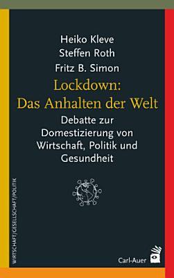 Lockdown  Das Anhalten der Welt PDF
