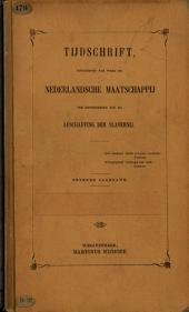Tijdschrift uitgegeven van wege de Nederlandsche Maatschappij ter Bevordering van de Afschaffing der Slavernij: Volume 7