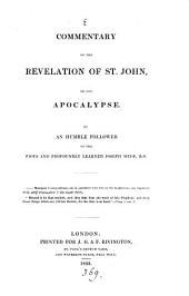 Commentary on the Revelation of st. John