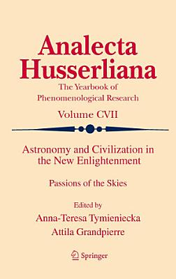 Astronomy and Civilization in the New Enlightenment PDF