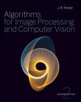 Algorithms for Image Processing and Computer Vision PDF