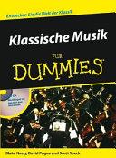 Klassische Musik f  r Dummies PDF
