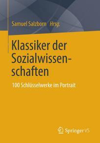 Klassiker der Sozialwissenschaften PDF
