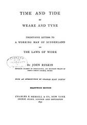 Time and tide by Weare and Tyne. 1891