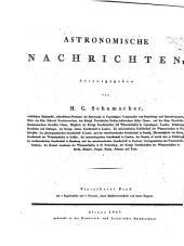Astronomische Nachrichten: Volumes 14-15