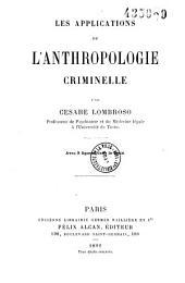 L'anthropologie criminelle