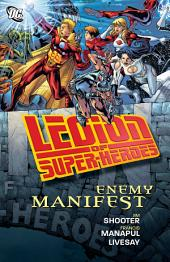 Legion of Super-Heroes: Enemy Manifest