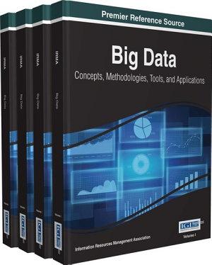 Big Data  Concepts  Methodologies  Tools  and Applications PDF