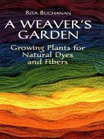 A Weaver's Garden