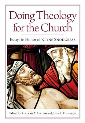 Doing Theology for the Church PDF