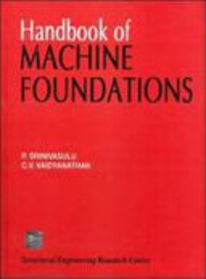 Handbook of Machine Foundations PDF