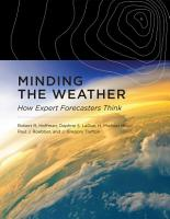 Minding the Weather PDF