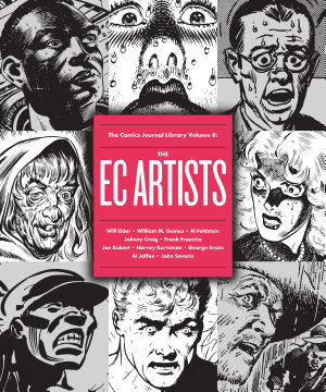 The Comics Journal Library PDF