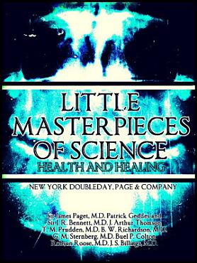 Little Masterpieces of Science  Health and Healing PDF