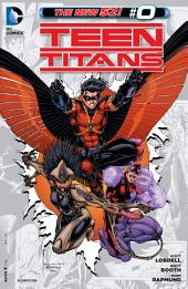 Teen Titans (2012-) #0