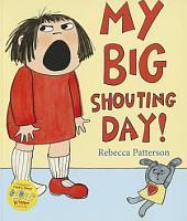 My Big Shouting Day PDF