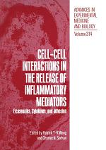 Cell-Cell Interactions in the Release of Inflammatory Mediators